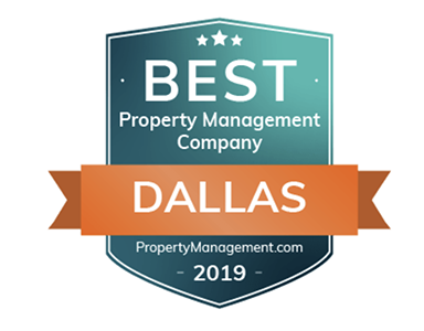 Best Property Management Company Dallas 2019